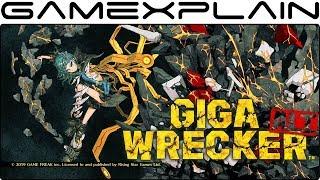 30 Minutes of Giga Wrecker Alt. Gameplay (Nintendo Switch)