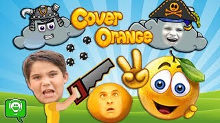 Cover Orange Game App HobbyKidsGaming