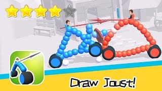 Draw Joust! - Voodoo - Day2 Walkthrough King of the Arena Recommend index four stars