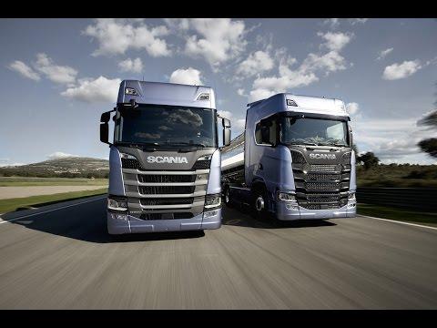 Yeni Scania S Serisi-R Serisi inceleme