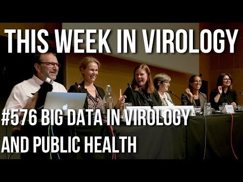 TWiV 576: Big data in virology and public health thumbnail