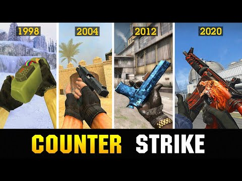 😱КАК Counter-Strike СТАЛ