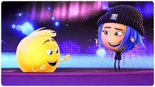 THE EMOJI MOVIE All Trailers (2017) Animated Comedy Movie HD