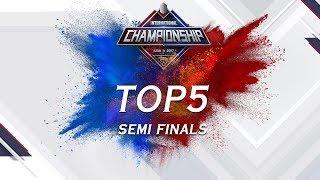 AIC | semi-finals TOP5 thumbnail