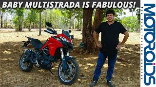 Ducati Multistrada 950 India Review in Hindi - हिंदी में