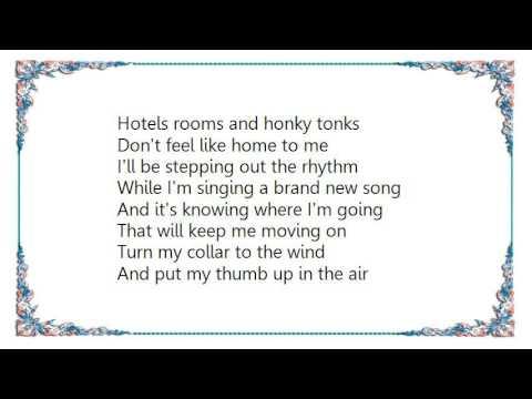 Collin Raye - Any Old Stretch of Blacktop Lyrics