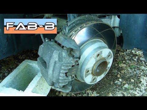 Comment changer les freins avant sur BMW E90, E91, E92, E93