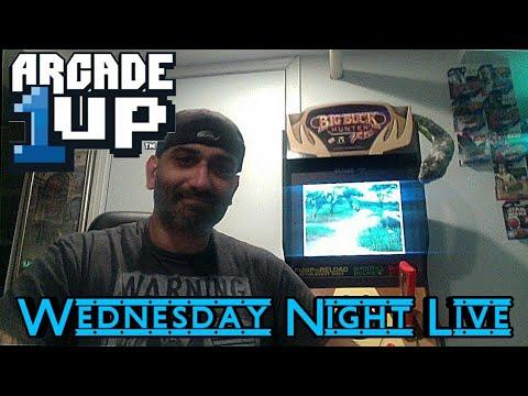 Buck Hunter Pro By Arcade 1 up LIVE from Turbo Joe