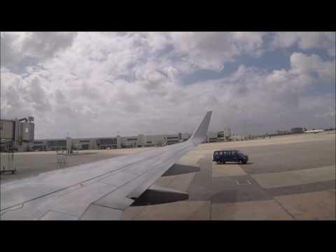 American Airlines | Full Flight | Miami to Washington Reagan | Boeing 737-823
