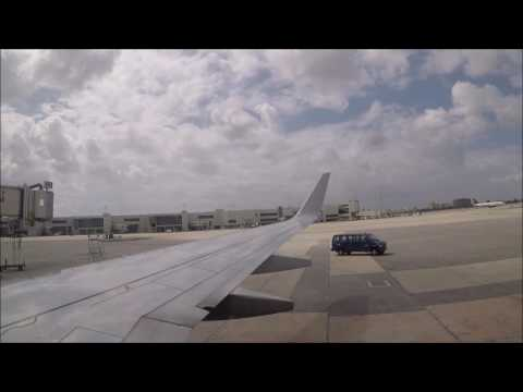 American Airlines | Full Flight | Miami To Washington Reagan | Boeing 737-823