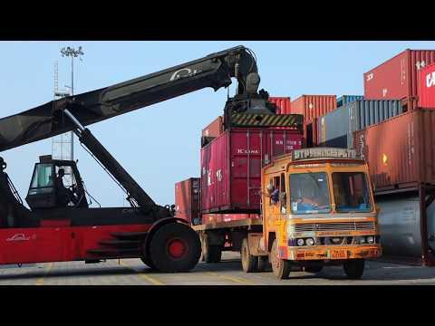 Chennai Port - Gateway Port of the Indian East Coast