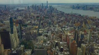 Empire State Building observatory reopens with new 360-degree view | AFP
