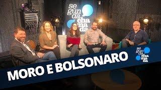 MORO E BOLSONARO, BOULOS E A OPOSIÇÃO (OU RESISTÊNCIA)