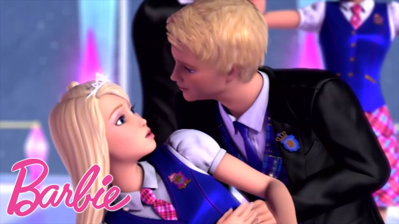 Danser avec un prince barbie apprentie princesse - Barbie en princesse ...