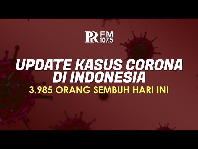 Update Kasus Corona di Indonesia 29 Oktober 2020