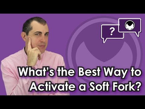 Bitcoin Q&A: What's the Best Way to Activate a Soft Fork?