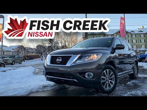 2015 Nissan Pathfinder SL Highlights