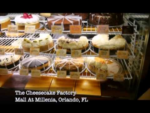 Jacksonville Fl Mall >> Cheesecake Factory, Mall At Millenia, Orlando - YouTube