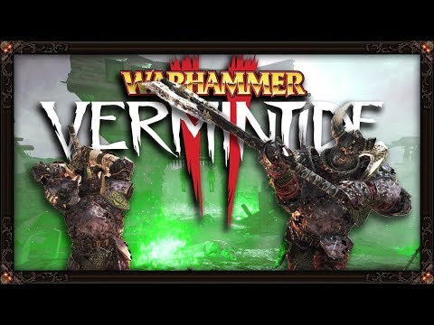 Warhammer: Vermintide 2 - DESTROY THE CHAOS!! (4 Player Gameplay)