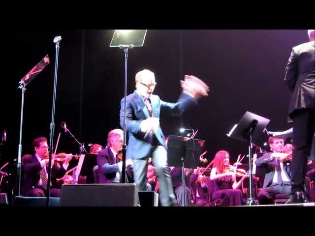 Danny Elfman - Oogie Boogie Song @ Nokia Theatre, Los Angeles, CA  10-30-2013 Travel Video