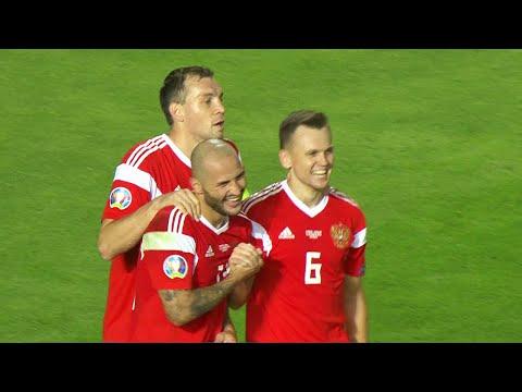 Сборная России по футболу досрочно завоевала право выступить на Евро-2020.