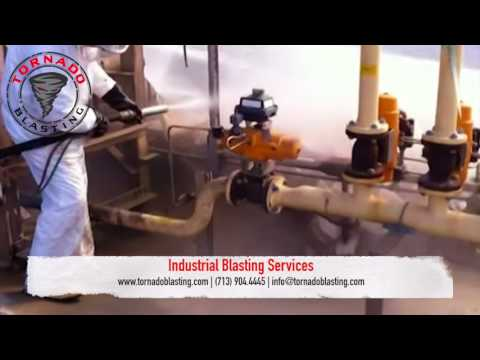 Industrial Blasting Services