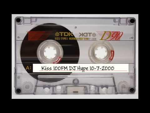 Kiss 100FM DJ Hype 10-7-2000