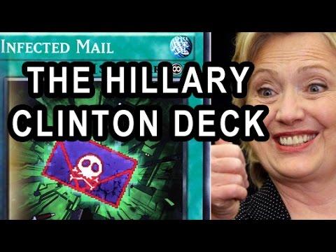 THE HILLARY CLINTON DECK!