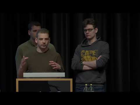 36C3 -  On The Insecure Nature Of Turbine Control Systems In Power Generation