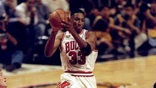 Bulls vs. Jazz (1997 NBA Finals Game 6) - Bulls win 5th title