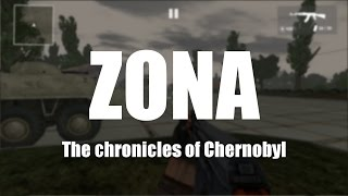 ZONA: The Chronicles of Chernobyl - Official Trailer (Android)