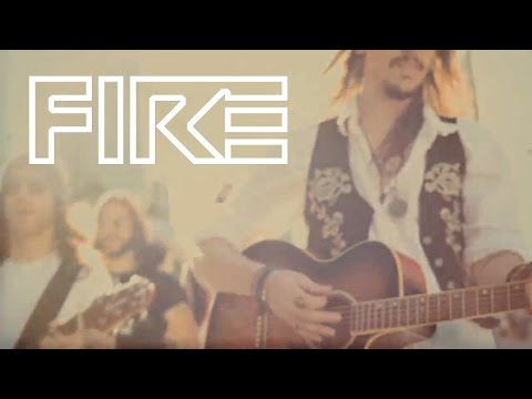 Dirty Glory - Fire (Official Video)