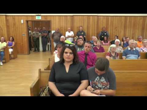 Fentress County Commission Meeting 7/17/17