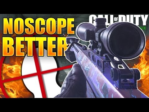 HOW To NOSCOPE BETTER in COD 4 REMASTERED! INCREASE NOSCOPE ACCURACY MODERN WARFARE REMASTERED (MWR)