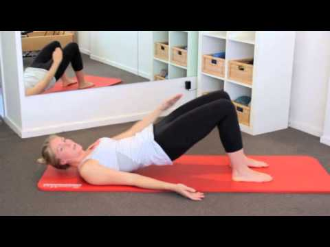 Pilates - Strengthening for Golf