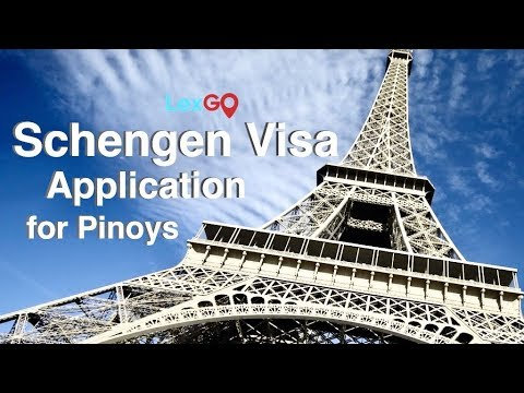 Schengen Visa Application Guide for Pinoys | LexGo