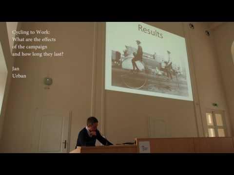 Jan Urban: Cycling to Work