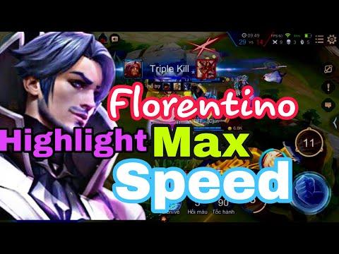 Tập Chơi Flo | Highlight Florentino S16 quá nhanh quá nguy hiểm