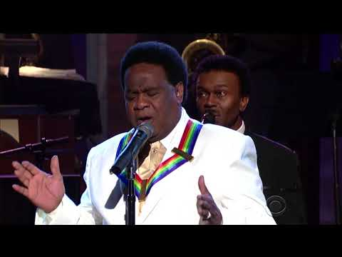 Al Green Tired Of Being Alone, Let's Stay Together Live On The Late Show