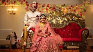 Aqsa & Adnan // Wedding Teaser // Evoke Frames By Sarath Santhan