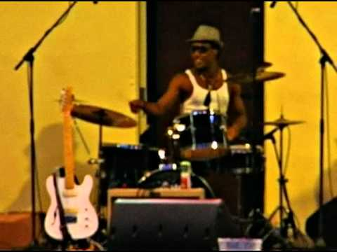 Jay Blue's Band Bandshell Sept.17, 2010 Serve Some...