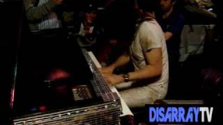 "Andrew WK performs ""I Get Wet"" on Liberace's piano"
