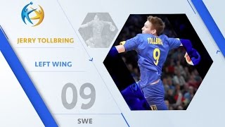 Jerry TOLLBRING (SWE) - Left Wing  | France 2017 All-Star Team