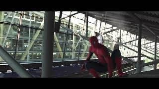 Битва в аэропорту. Часть 2. Человек-паук против Капитана. Первый мститель- Противостояние. 2016