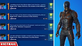 How to Actually Complete All Week 9 Legendary Quests in Fortnite Season 7