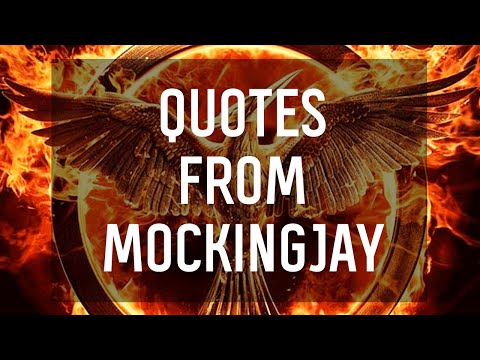 7 Best Quotes from The Hunger Games: Mockingjay