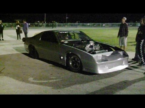 Street Outlaws at Doomsday No Prep (Kamikaze, Chuck, and Derek)