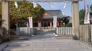 中島惣社・大阪市東淀川区