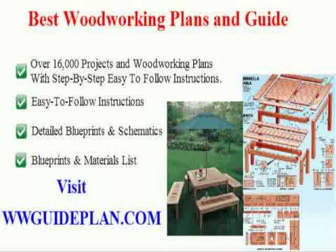 wood deck plans free - YouTube