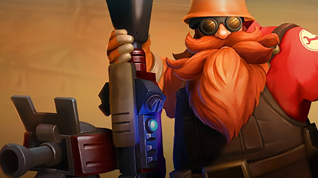 Barik's TF2 Skin: An Overview - YouTube